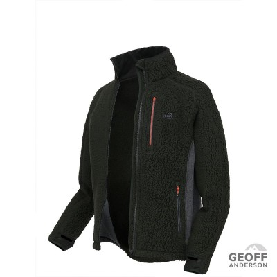 GEOFF Anderson Thermal 3 Jacke | dunkelolive